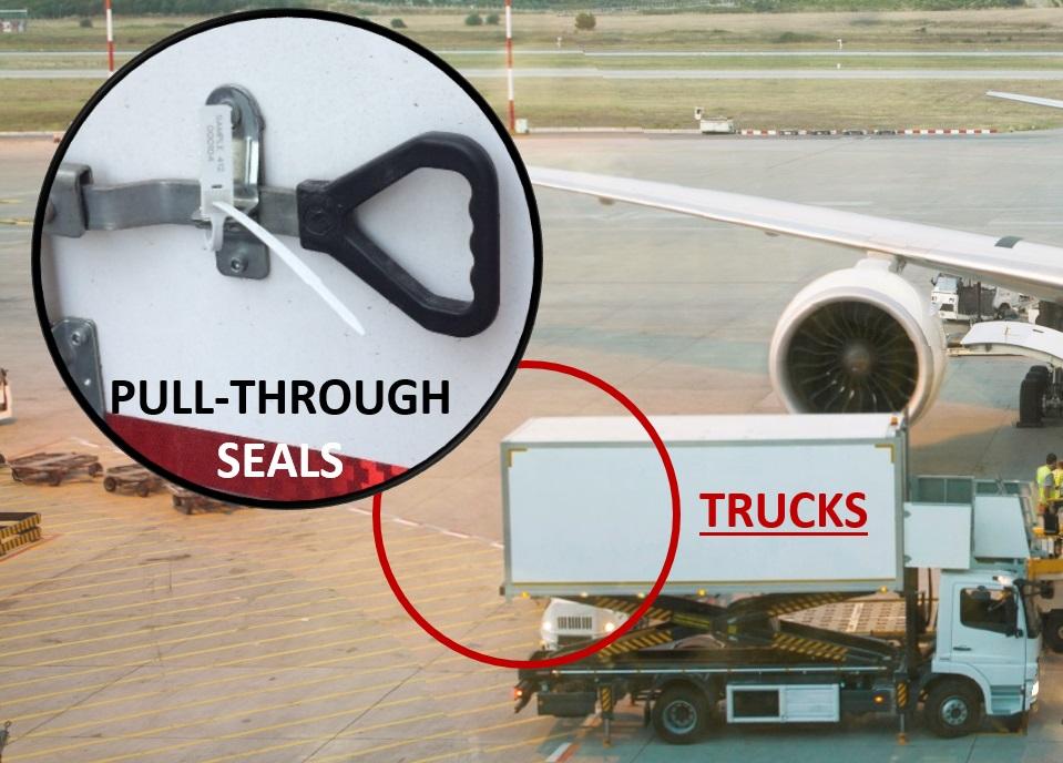 Sealing trucks