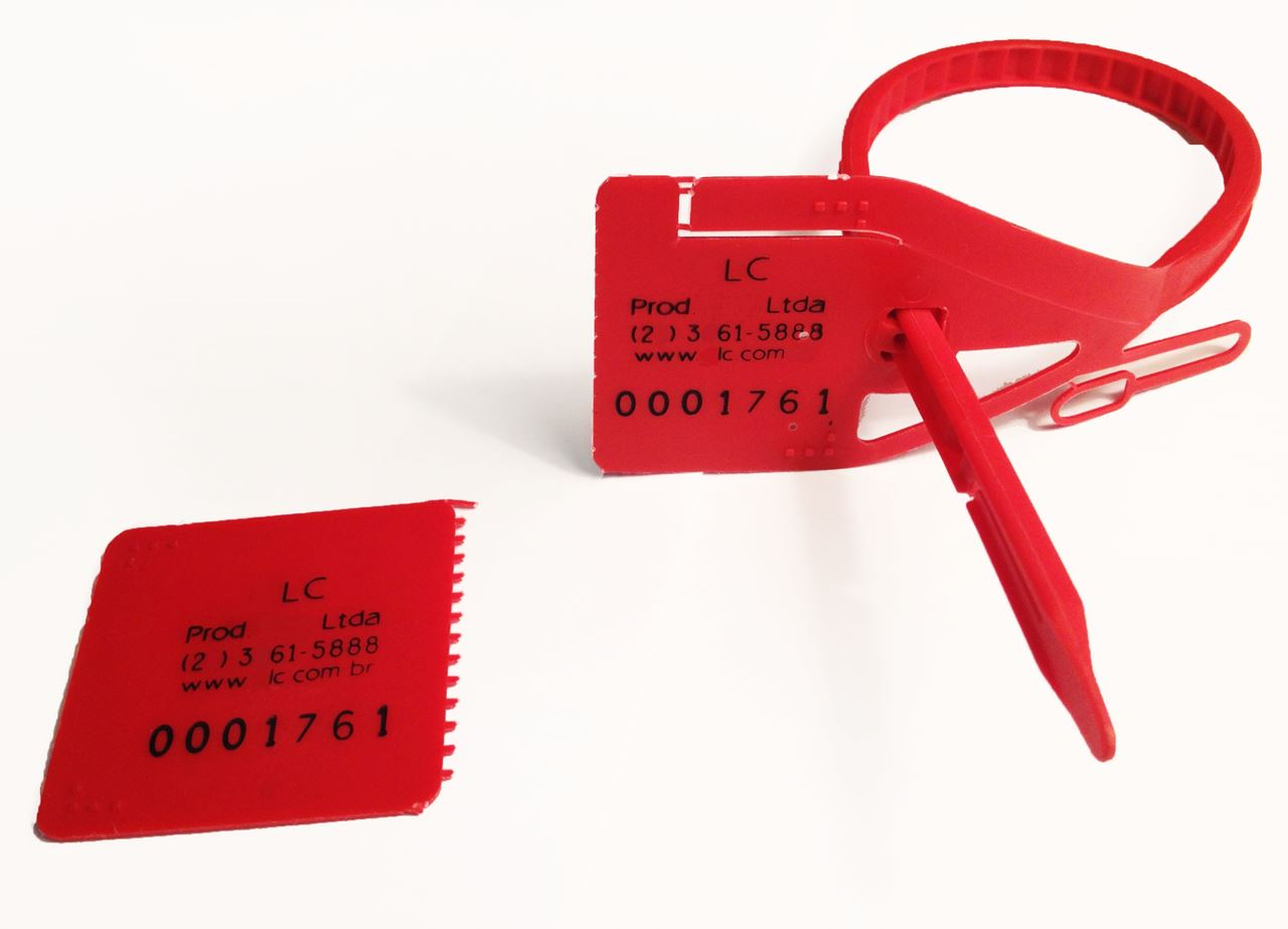 Picture of Dual Lock Security Seals