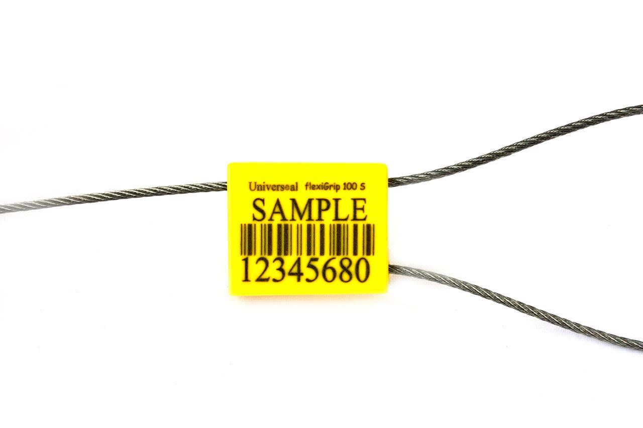 Picture of Plastic Flexigrip 100S Seal