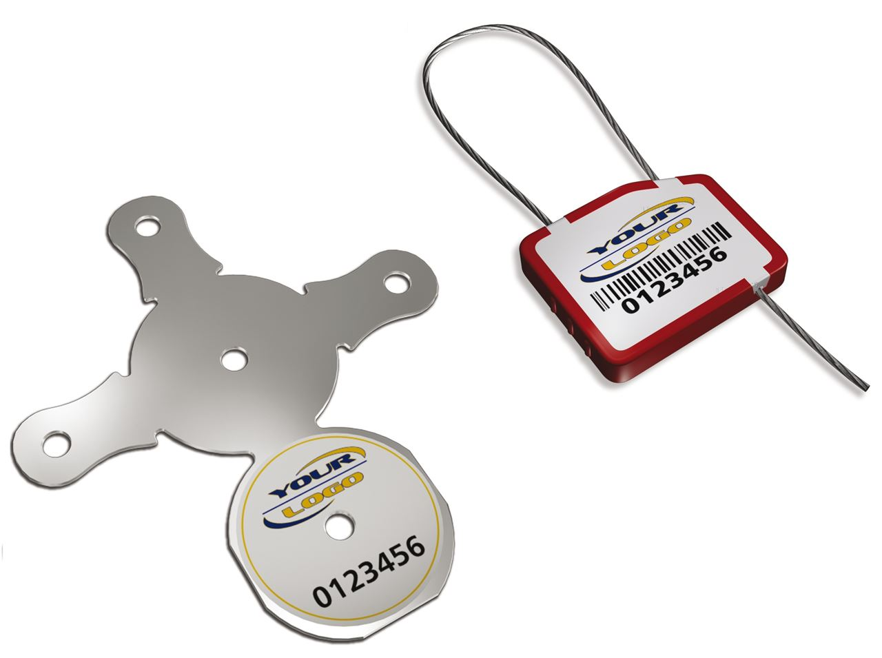 Picture of StrapSecure Pallet Seal