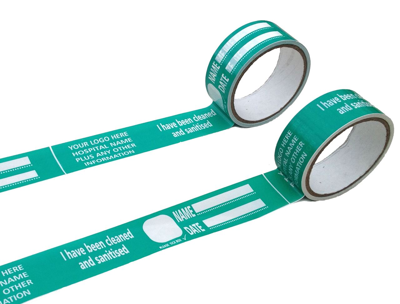 Picture of Low Tack Infection Control Tape