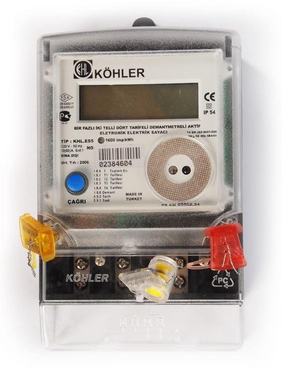 Twister Security Meter Seal Universeal Uk Ltd Security