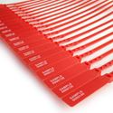 Picture of Numbered Tab Tie 200mm