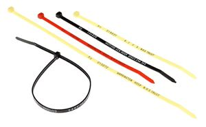 Picture of 370x4.8mm Printed Cable Ties