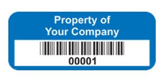 Picture of Asset Labels