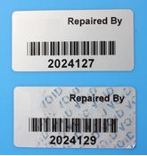Picture of Tamper Void Bespoke Security Labels