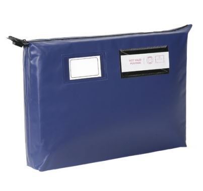 Picture of Security Mailing Pouches with Bottom Gusset