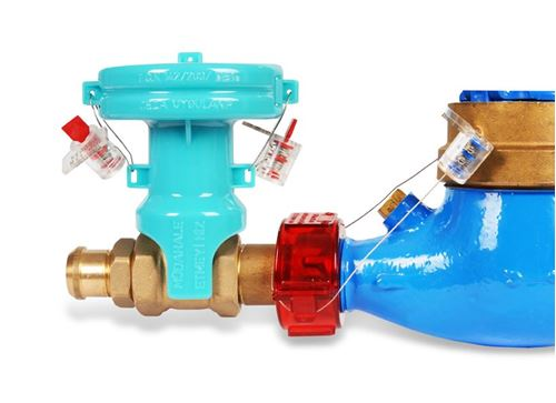 Picture for category Small Industrial Valves and Meter Security Seals