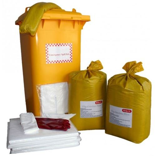 Picture for category Industrial Spill Kits