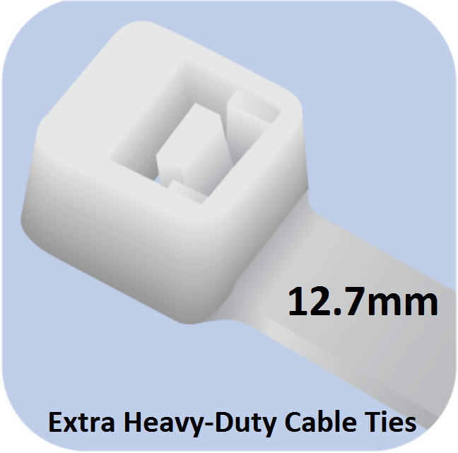Picture of Extra Heavy-Duty Ties (12.7mm width)