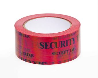 Picture of UniTape - Residue Security Tape