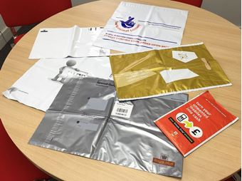 Picture of Customised Tamper-evident Security Bags