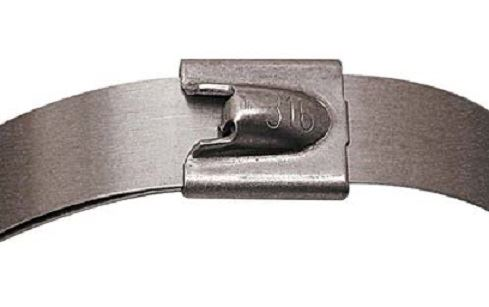 Picture of Stainless Steel Metal Cable Ties