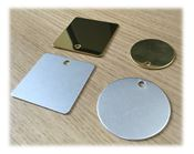 Picture of Plain & Engraved Metal Tags