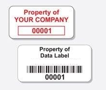 Picture of Vinyl Asset Labels