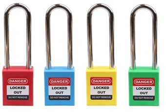 Picture of 76mm Steel Shackle Padlock