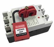 Picture of 76mm Plastic Shackle Padlock