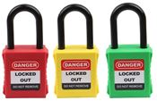 Picture of 38mm Plastic Shackle Padlock