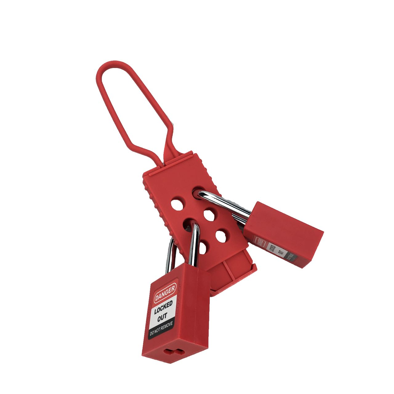 Picture of NH01 Nylon Lockout Hasps