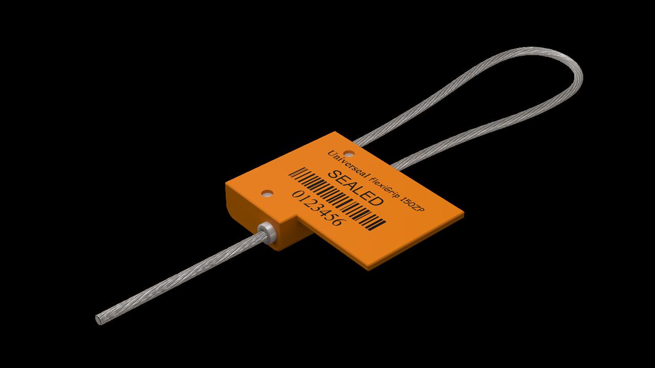 Picture of Plastic/Metal Flexigrip 100ZP