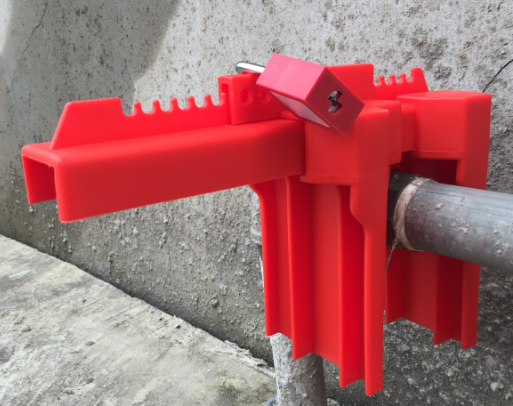 Picture of Ball Valve Lockout