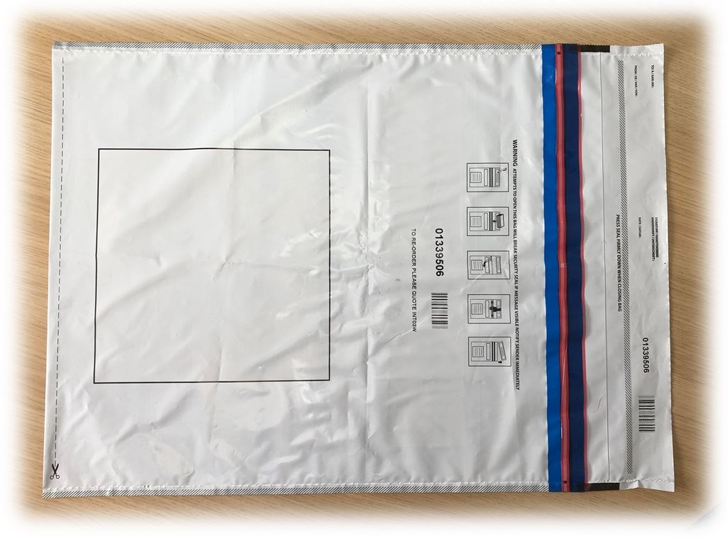 Picture of C3 / A3 Mail Security Envelopes (48x40cm)
