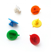 Picture of Universeal Button Seals for Security Pouches