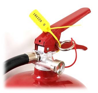 Picture of Fire Seal / one-use equipment seal