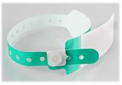 Picture of Hospital & Patient Vinyl XL Wristbands