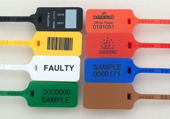 Picture of Metal Detectable Tracewaste Security Seals