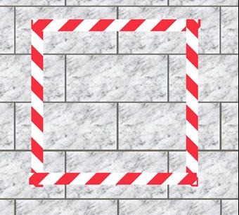 Picture of Hazard Warning Floor Tape