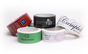 Picture of Custom-Print Polypropylene Packaging Tape