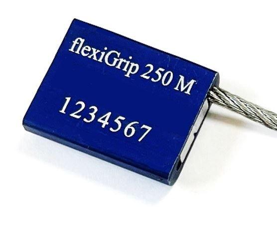 Picture of 2.5mm diameter x 60cm Car Seal, Blue