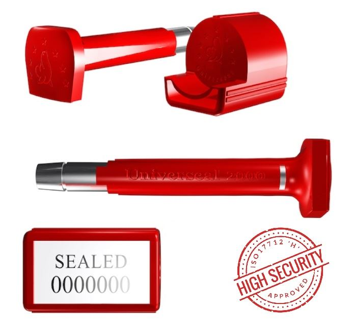 Picture of Locktainer 2000 Bolt Seal