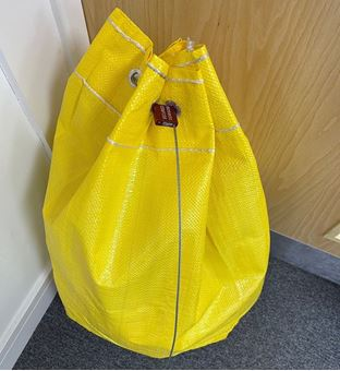 Picture of Heavy-duty Woven PP Security Sacks