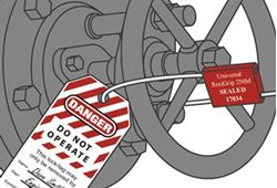 Picture for category Valve Lockout / Tagout Safety