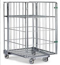Picture for category Pallets, Boxes, Sacks & Roll Cages